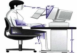 Bilgisayar göz kuruluğu yapıyor