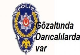 17 kişi Gözaltına alındı