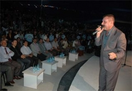 Festivalde Azer Bülbül coşkusu
