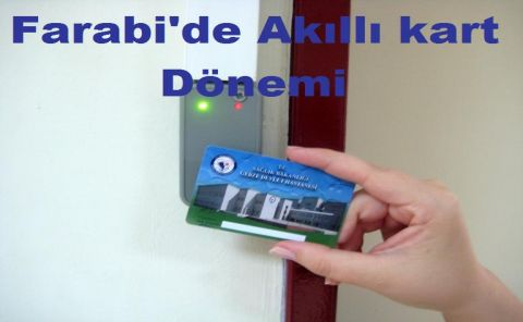 Farabi Devlet Hastanesinde yeni dönem