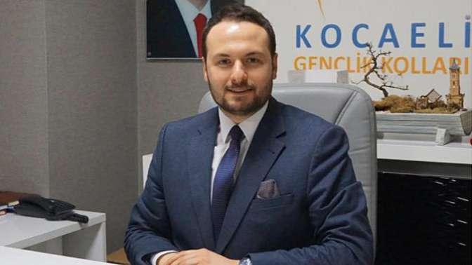 AK Parti'li başkan görevinden ayrıldı