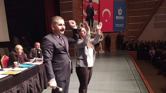 CHP delegesi 'Değişim' dedi!