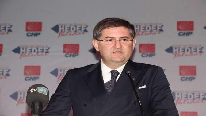 CHP yeni il başkanı Yıldızlı oldu