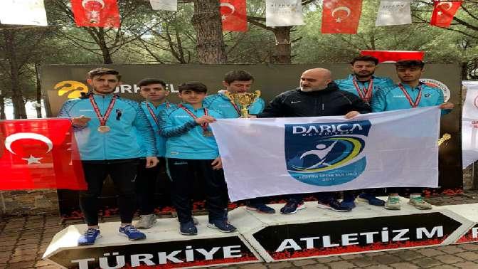 Darıca Belediyesi Türkiye ikincisi oldu
