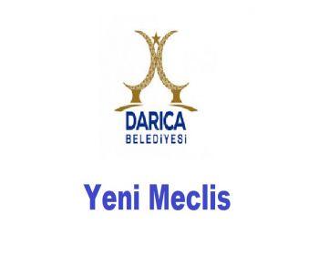 Darıca Belediyesi Yeni Meclis