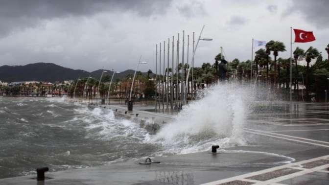 Meteoroloji Uyarıyor