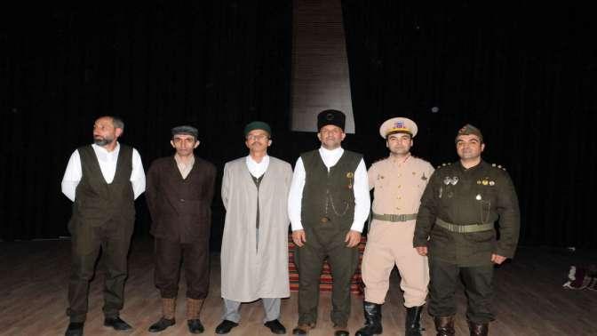 ''Oltu Şûra Devleti'' yeniden sahnede