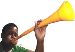 Vuvuzela bizi de bozdu