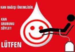 Haydi Kan Bağışına