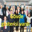 TDH, 500 kişiyle CHP Darıca'ya katıldı