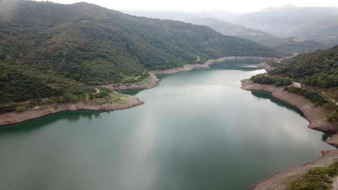Yuvacık Barajında Sıkıntı Yok