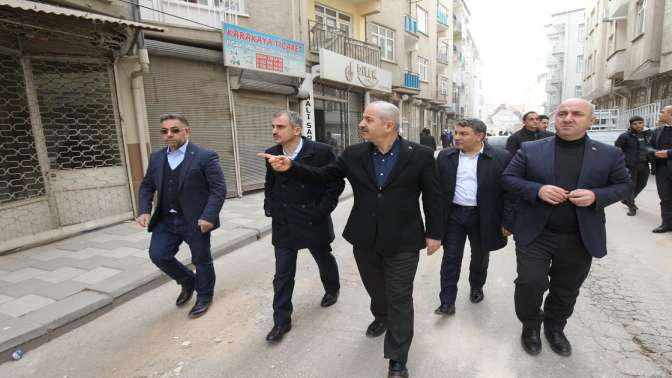 Bölgemizin Başkanları Elazığ'da