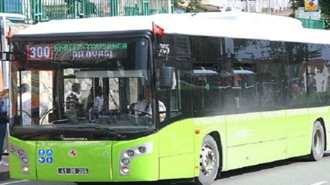 Bu işlemi yapmazsanız, otobüse binemeyeceksiniz!